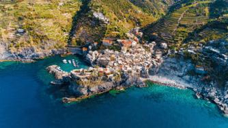 italie aan zee